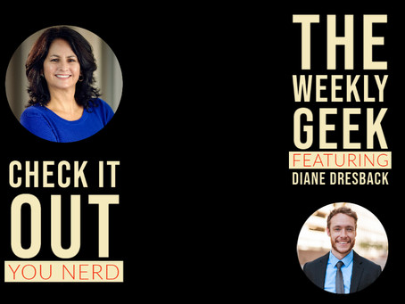 Director Interview - Diane Dresback | The Weekly Geek