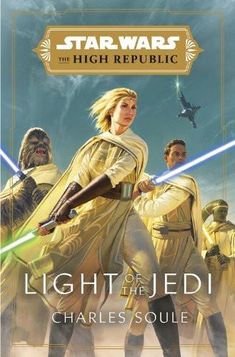 The High Republic: Light of the Jedi Cover