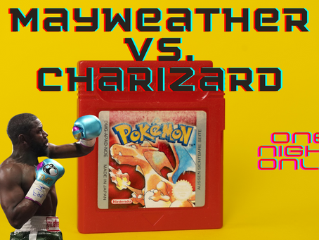 Floyd Mayweather is Weak to Fire-Type Pokémon | The Weekly Geek 48