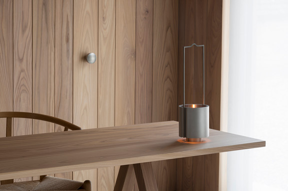 John Pawson is the latest star designer to contribute to Wästberg's electricity-free lamp series