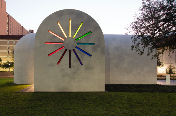 Ellsworth Kelly's built reverie – exalting colour, surface and material