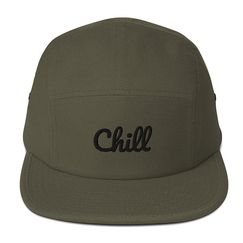 The Chill Five Panel Cap