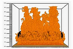 Burn Test Heat Flux Design