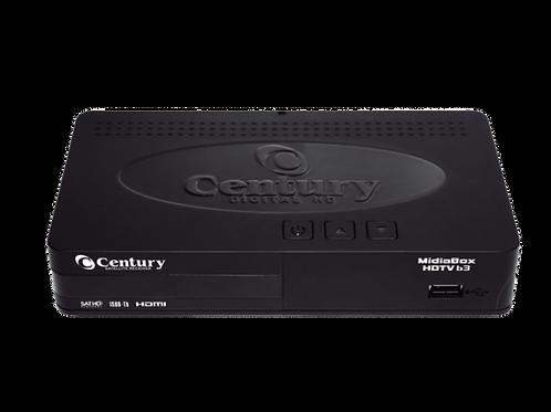 Mídia BOX Century - HDTV B3