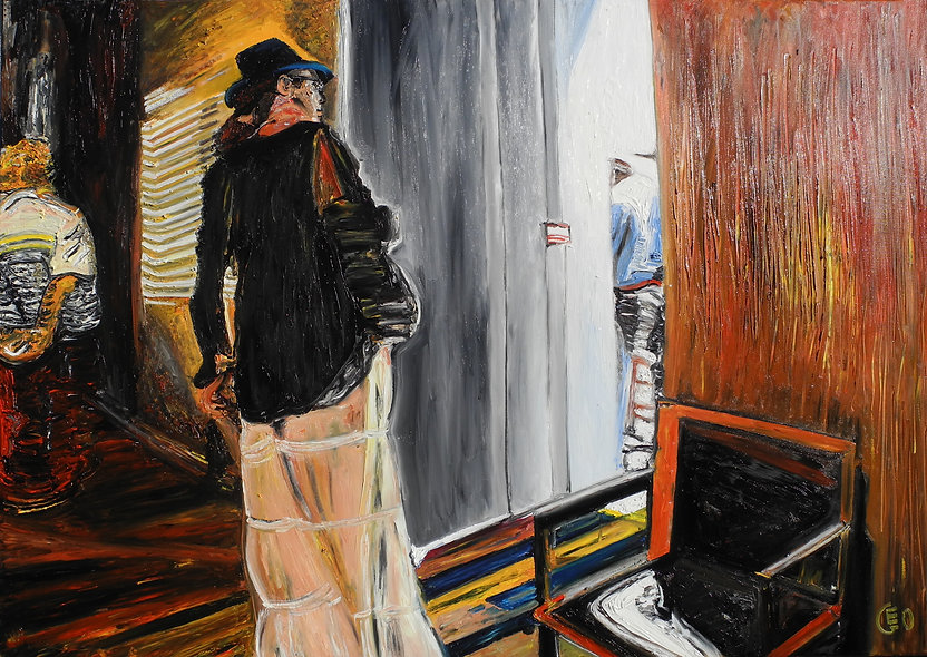130 x 100 cm - Musée d'Orsay no.2 -
