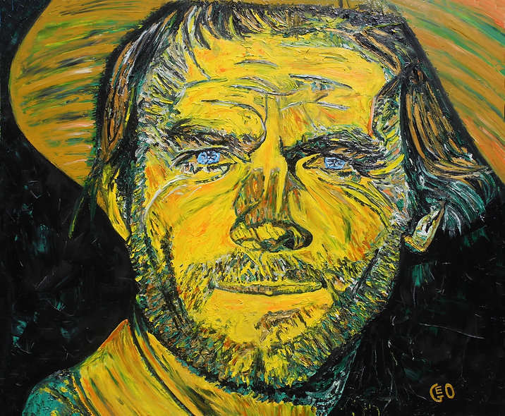 120 x 100 cm - Terence Hill