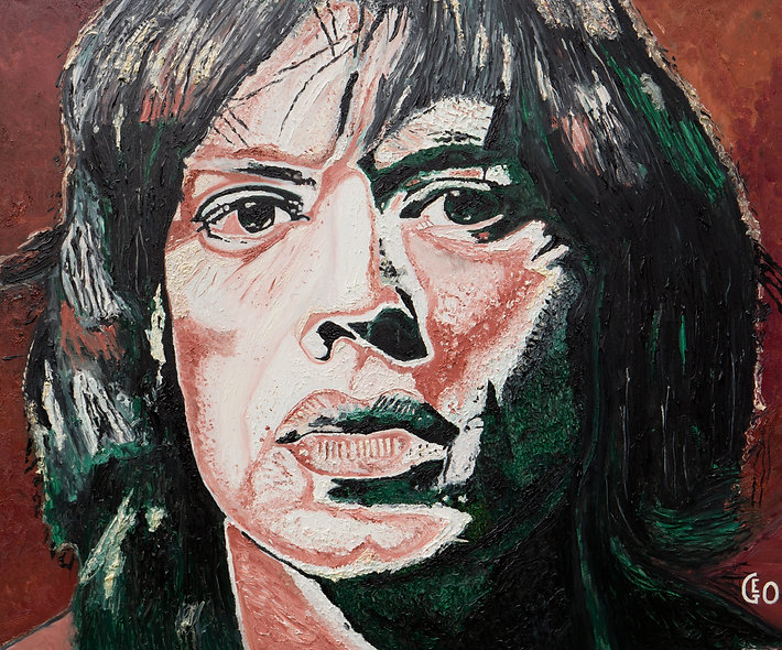 120 x 100 cm -  Sir Michael Philip Jagger