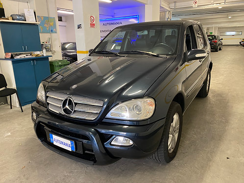 Mercedes Benz ML 270 TurboDiesel