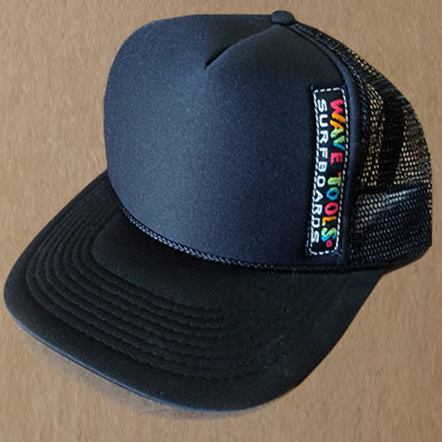 Wave Tools Tag Patch Hat