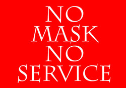 NO-MASK-NO-SERVICE