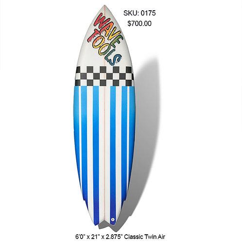 Wave Tools Modern Twin Fin