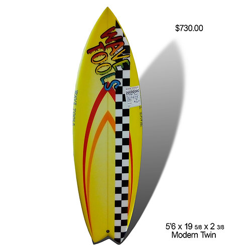 Wave Tools Modern Twin Fin Swallow Tail