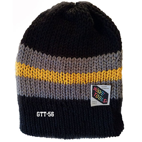 Hand Knitted Beanie Hat for Men and Woman #56