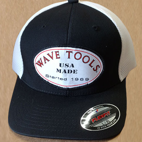 Wave Tools Oval Patch Hat