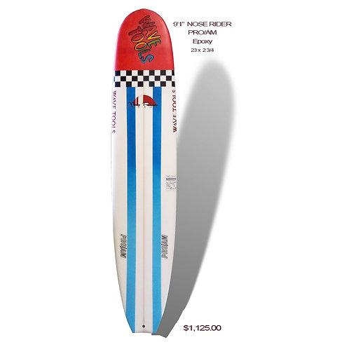 Wave Tools Longboard, NOSERIDER