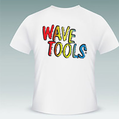 WAVE TOOLS RAINBOW T-Shirt