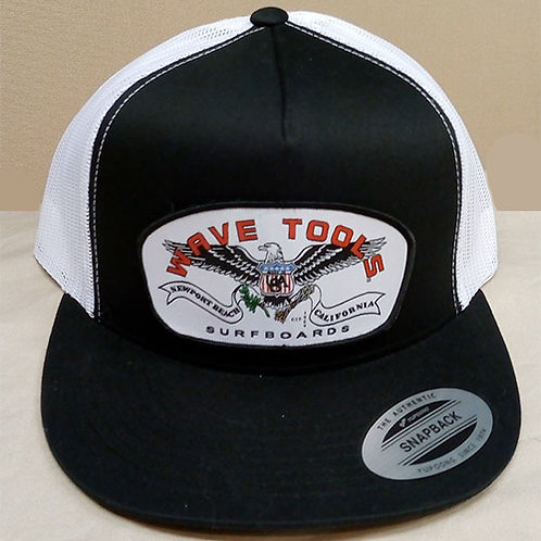 Wave Tools Eagle Patch Hat