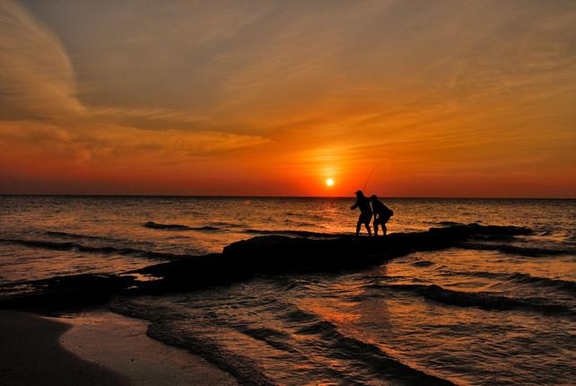 Sunset Tarpon Isla Holbox B&C BECK Image19.JPG