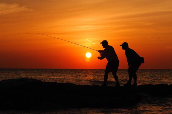 Sunset Tarpon Isla Holbox B&C BECK Image001.JPG