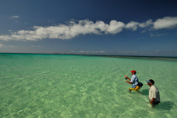 The flats of Los Roques Paul Johnson Angler74.JPG