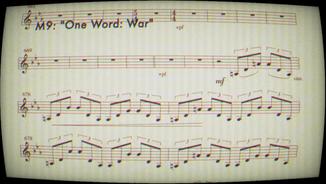 """Violin Part Excerpt: """"ZTV"""""""