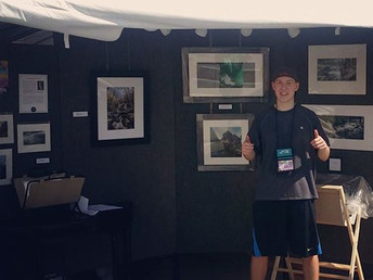 Day One of the St. Louis Art Fair