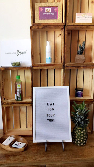 Eat for your Yoni