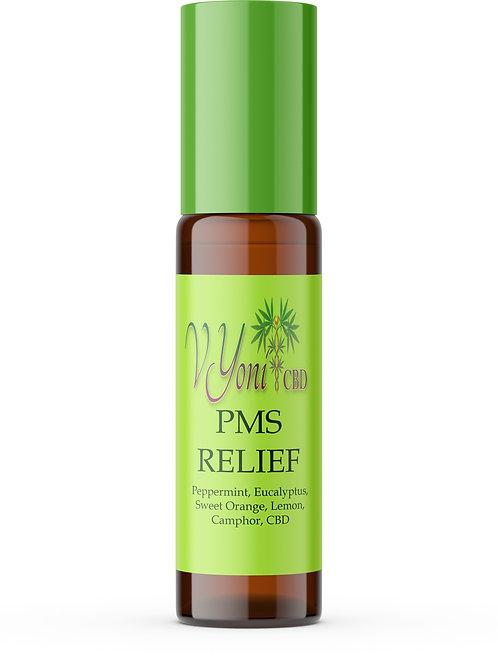 V'Yoni CBD Oil-PMS Relief