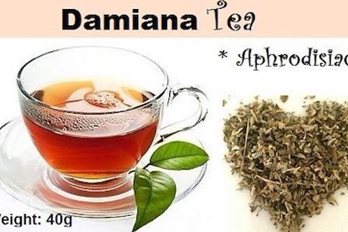 Damiana tea 🍵