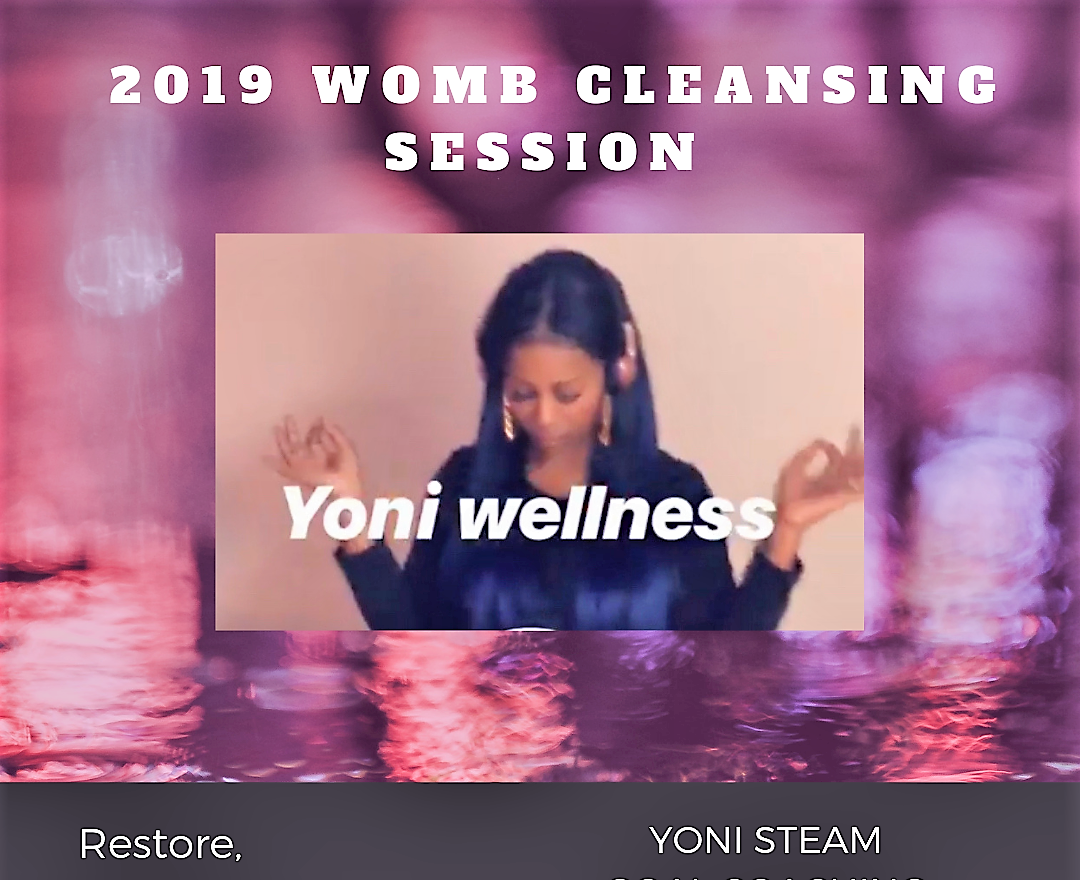 2019 Womb Cleansing