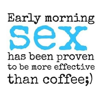 ☕ Coffee vs Morning Sex