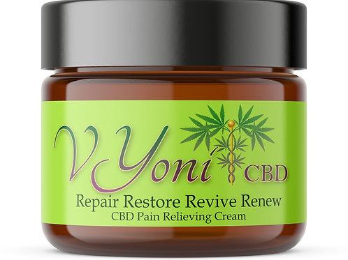 V'Yoni CBD Pain Relief Lotion