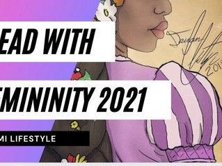 🧚🏾‍♂️Lead with Femininity 2021