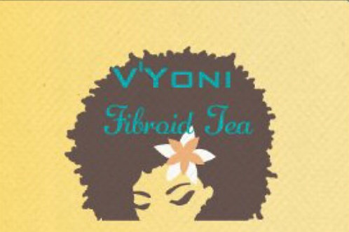 V'Yoni Fibroid Herbal Tea