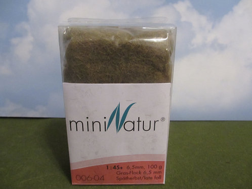 6 MM Late Fall Static Grass 100 grams 006-04