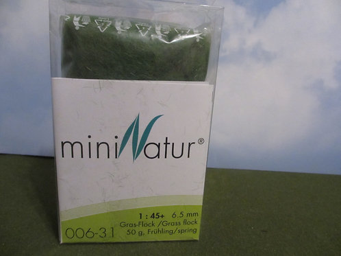 6 MM Spring Static Grass 50 grams 006-31