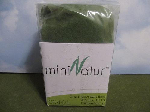 4 MM Spring Static Grass 100 grams 004-01
