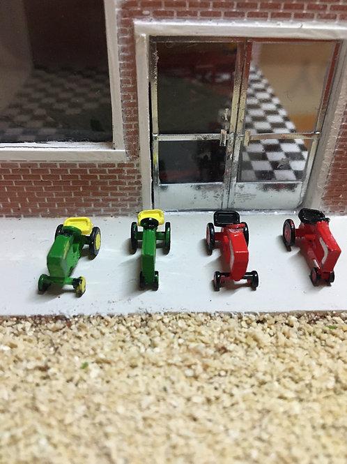 1/64 Pedal Tractors