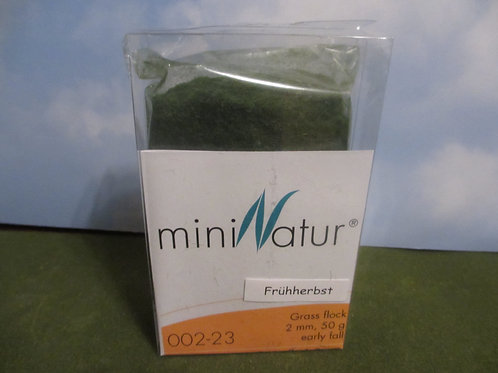 2 MM Early Fall Static Grass 50 grams 002-23