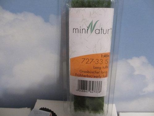 MiniNatur  Long  Tufts  Early Fall 727-33