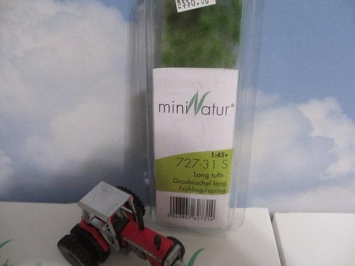 MiniNatur  Long  Tufts  Spring 727-31