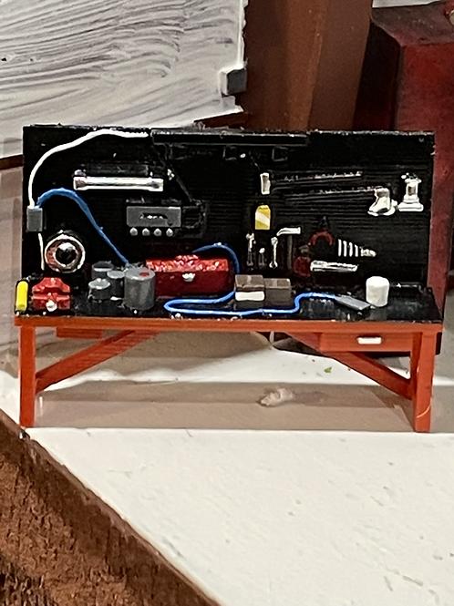 1/64 Clean Workbench