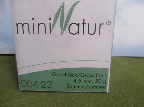 4 MM Summer Static Grass 50 grams 004-22