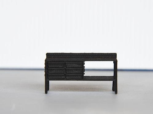Workbench w/ drawers