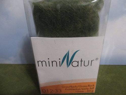 12 MM Early Fall Static Grass 50 grams 012-33