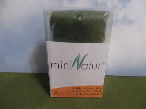 6 MM Early Fall Static Grass 50 grams 006-33