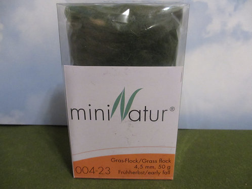 4 MM Early Fall Static Grass 50 grams 004-23