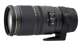 Sigma 70-200mm f-2.8 APO EX DG HSM Optic
