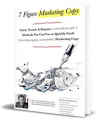 7 Figure Marketing Copy Book By Sean Volser .