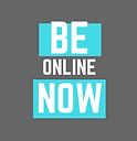 Be online Now Logo